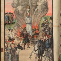 Písně chval božských, tzv. Kancionál kaple betlémské, iluminátor Adam Cibus
